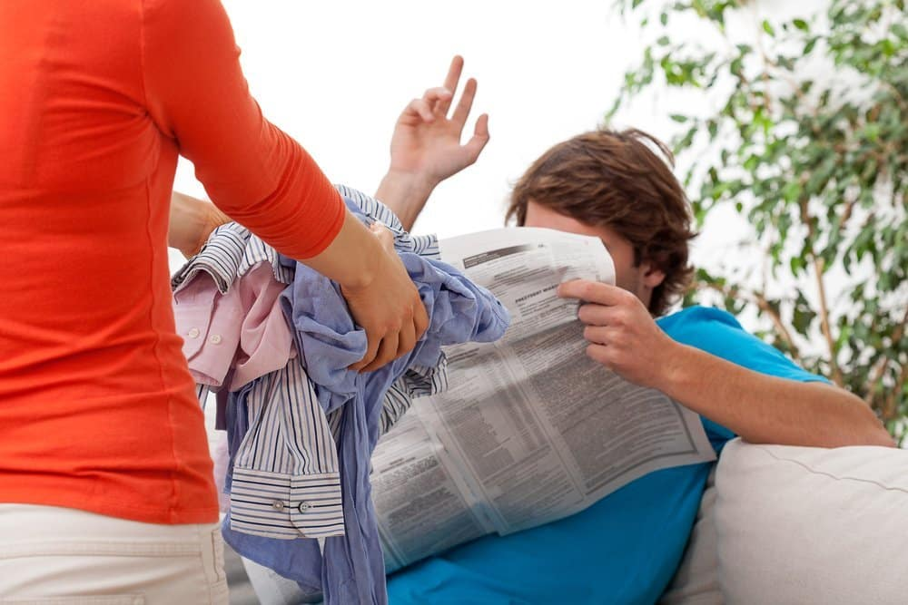Household Chores: 10 Ways to Solve the Distribution of Labor Problem